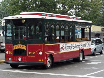 The Ogunquit Trolley